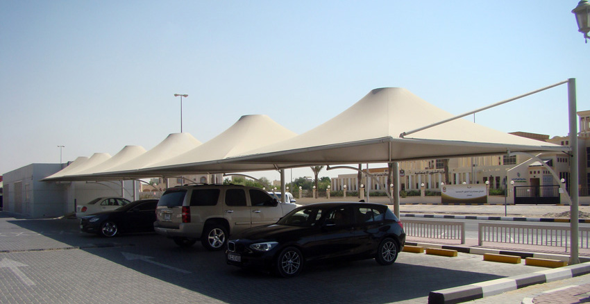 We have special design team u0026 fabrication team to do any shape of Parking and canopy to produce u0026 installation. & Alton Advertisng Parking Sun Shade u0026 Canopy